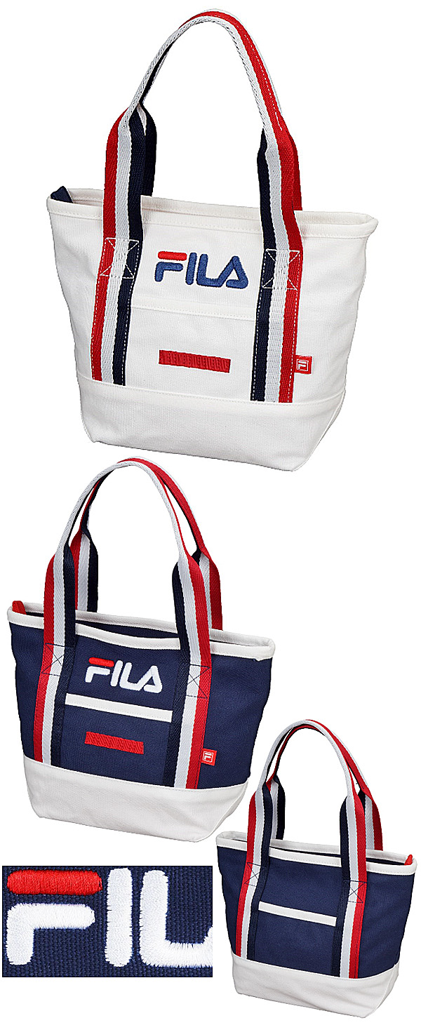 Sales! Fila 2018 Tote Bag Small - Golf Japan - Pro Golf Japan