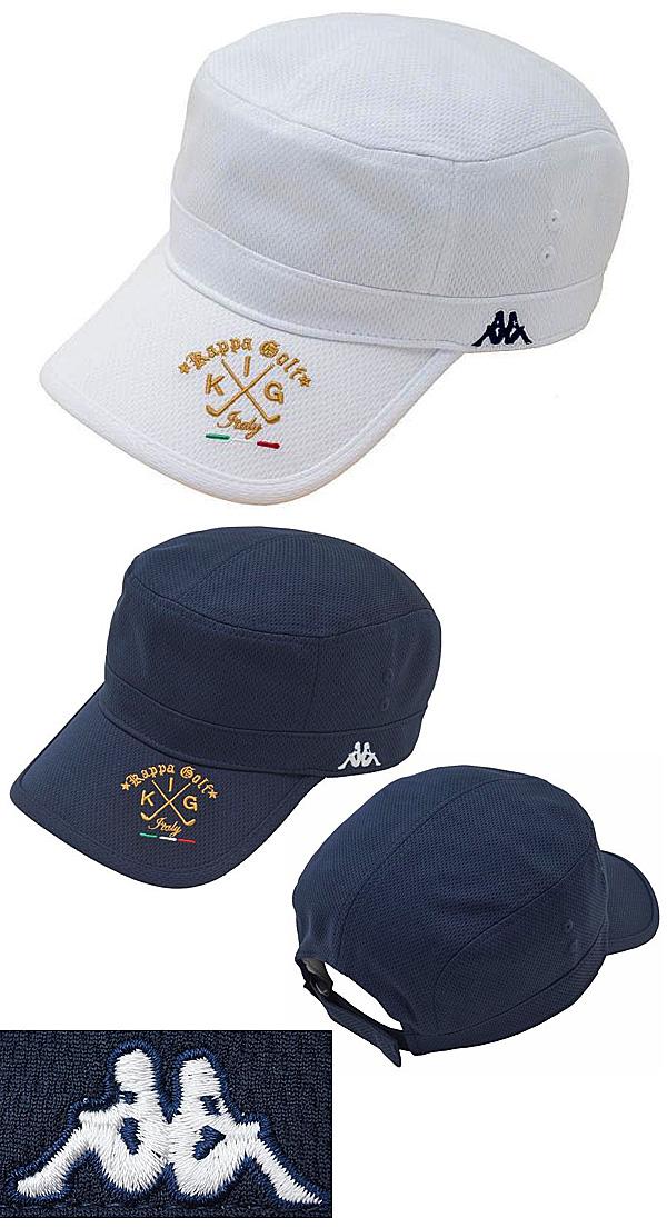 Sales! Kappa Golf Japan 2018 Logo Embroidery Mesh Work Cap - Golf Japan - Pro  Golf Japan 4af3f0800e55